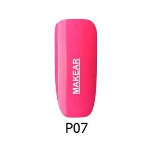 Paintgel P07 Neon Pink Makear